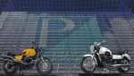 2012 Moto Guzzi V7 Scrambler and California
