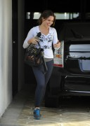 Sophia Bush Leaving A Gym In West Hollywood January 19, 2012 HQ x 10