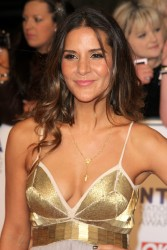 Amanda Byram at the NTAs 25th January x4