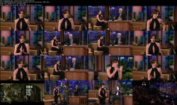 Evangeline Lilly - Leno [10-03-11] (1080i)