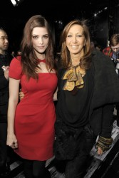Ashley Greene – DKNY Fall 2012 Fashion Show in NYC Feb. 12