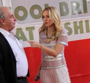 Кристен Белл, фото 8399. Kristen Bell Topshop Topman Store Opening in Las Vegas, 08.03.2012, foto 8399