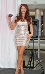 Amy Childs at the Samsung SMART Cameras Launch in London 1st May x14
