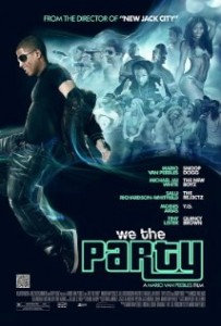 Download We the Party (2012) DVDRip 400MB Ganool