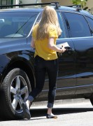 Amanda Seyfried - booty in jeans at lunch in West Hollywood 07/21/12