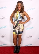 Christina Milian - Paul Frank event at Fashion's Night Out in LA 09/06/12