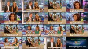 Jeanine Pirro and Hoda Kotb--the hot Babes�14.07.2010--NBC