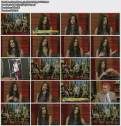 Demi Moore � Regis & Kelly - Aug 25, 2010 � Major Leg Show