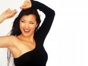 Kelly Hu : Sexy Wallpapers x 9